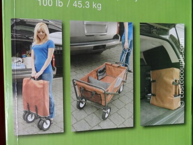 Foldable Wagon Costco 4