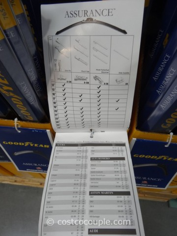 Goodyear Wiper Blade Costco 3