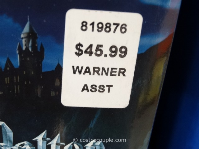 Harry Potter 8-Film Collection Costco 3