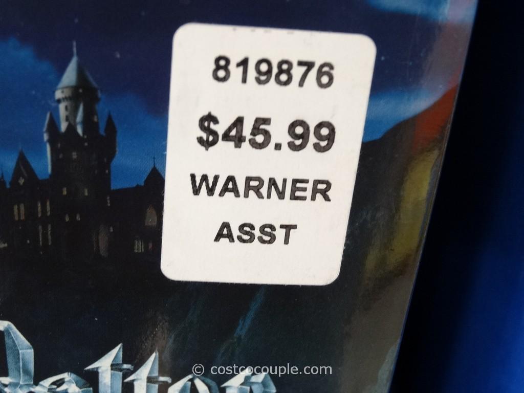 Harry Potter Book Set Costco : Harry potter film collection set