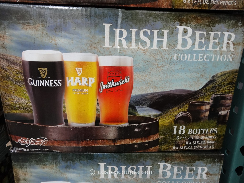 Irish Beer Collection Costco 4