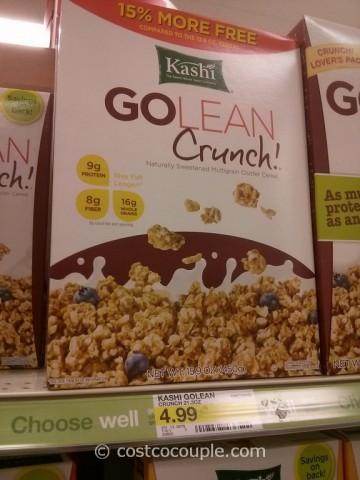 Kashi Go Lean Crunch Target