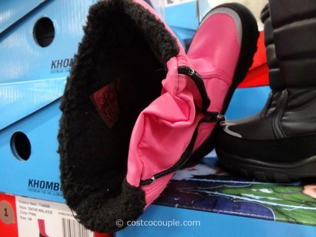 Khombu Kids Snow Walker Boots Costco 3