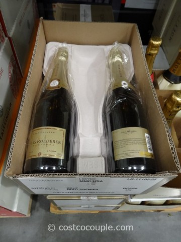 Louis Roederer Brut Premier Champagne Costco 4