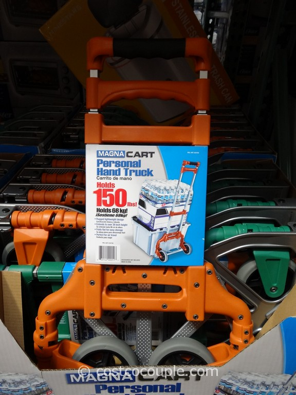 Magna Cart Foldable Hand Truck Costco 2