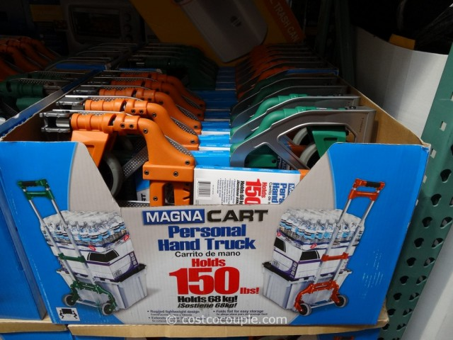 Magna Cart Foldable Hand Truck Costco 3