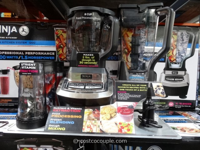Ninja Professional Ultra Kitchen System 1200 Costco 2