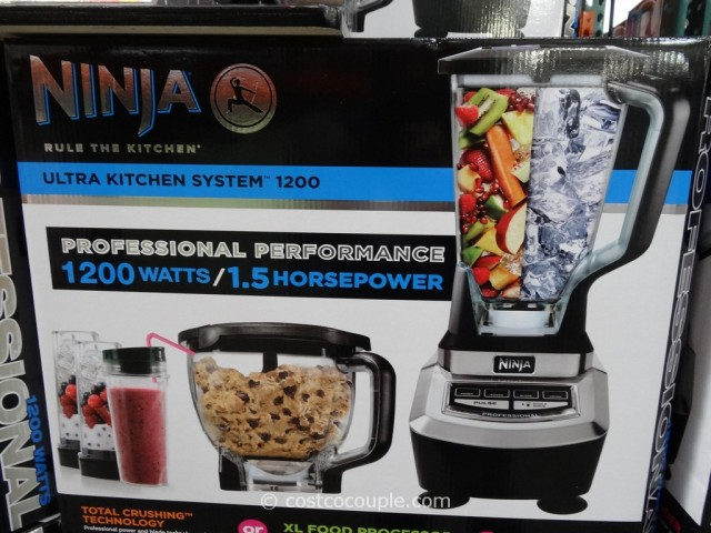 Ninja Professional Ultra Kitchen System 1200 Costco 3