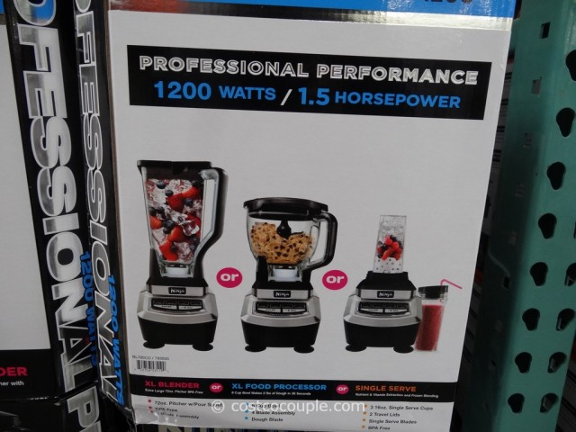 Ninja Professional Ultra Kitchen System 1200 Costco 4