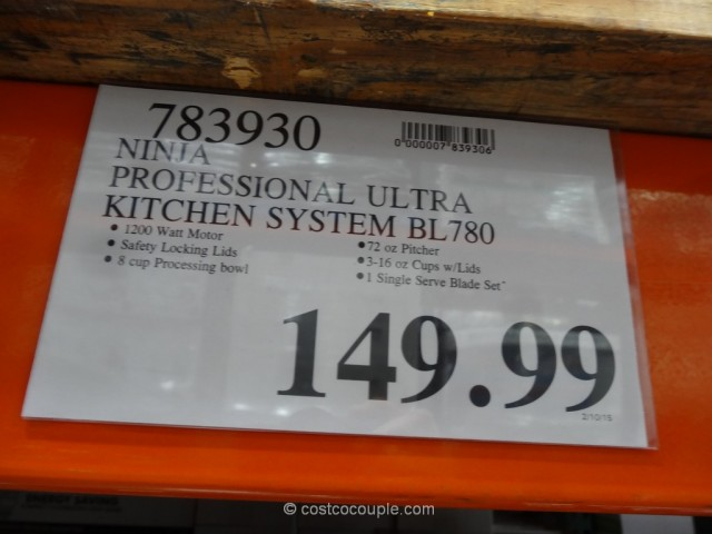 Ninja Professional Ultra Kitchen System BL780 Costco 1