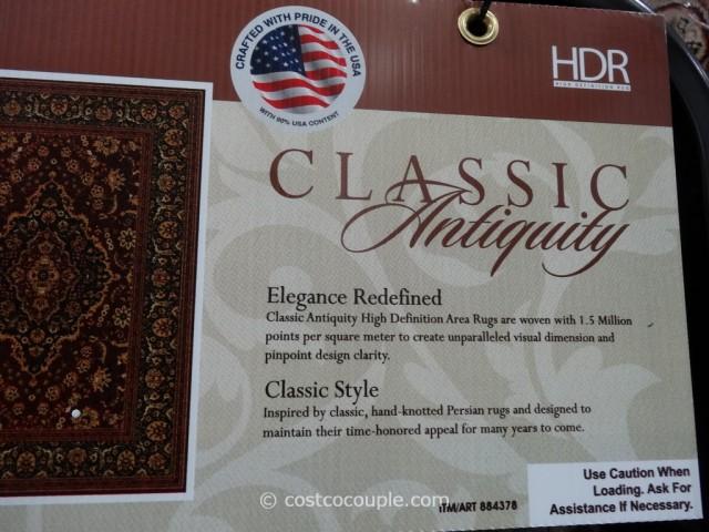 Orian Classic Antiquity Rug Costco 5