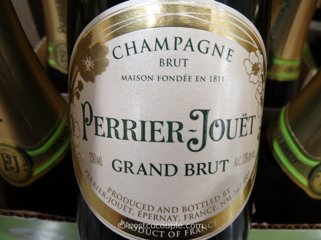 Perrier Jouet Grand Brut Champagne Costco 3