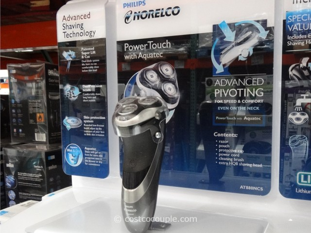 Philips Norelco PowerTouch Costco 2