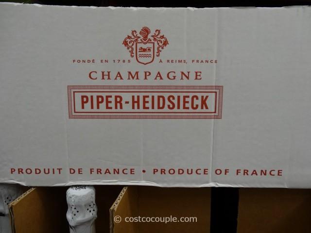 Piper Heidsieck Brut Champagne 1.5L Costco 2