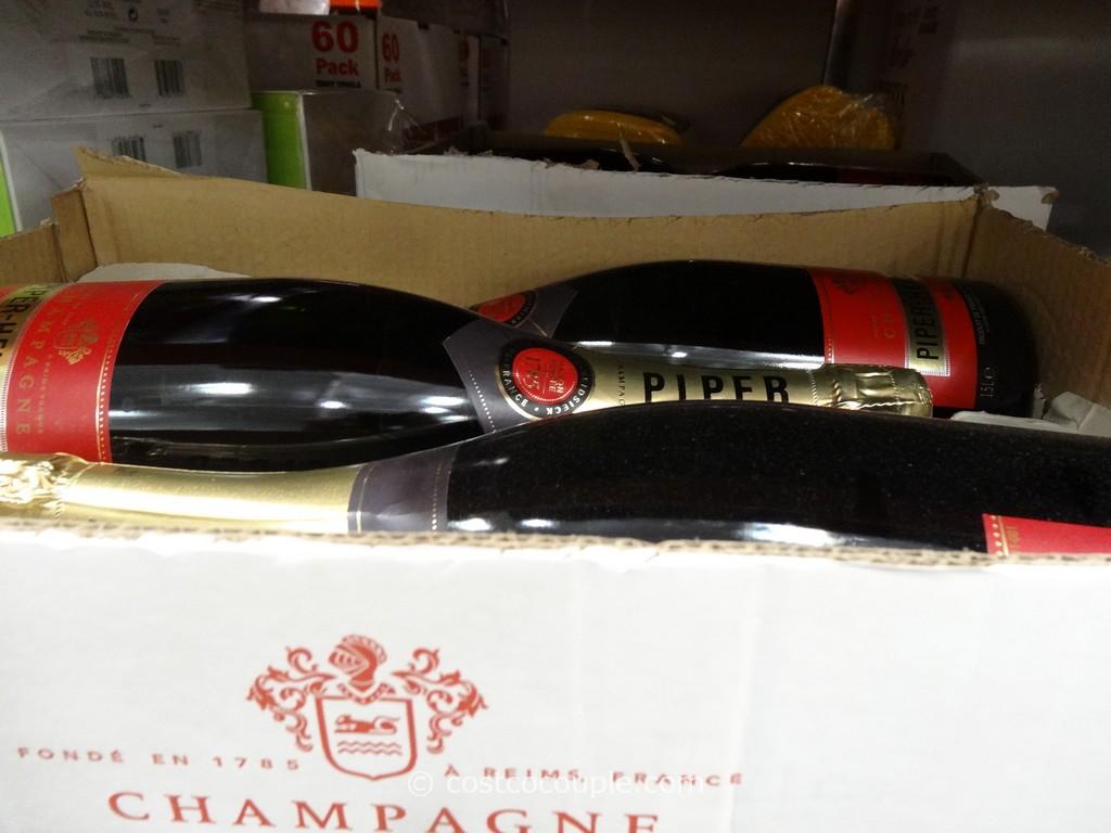 Piper Heidsieck Brut Champagne Costco 3