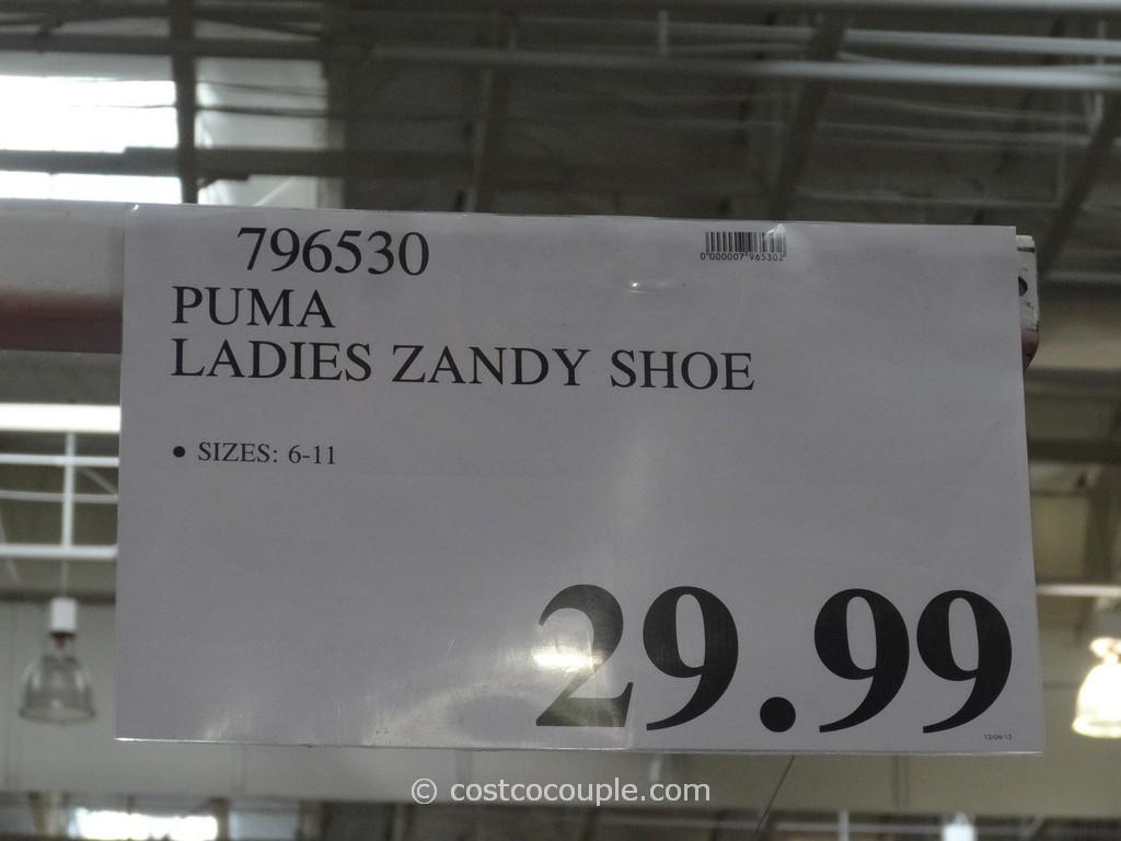 440e6ad681cd ... inexpensive puma ladies zandy shoe costco 1 99998 42e64