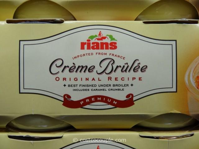 Rians Creme Brulee Costco 1
