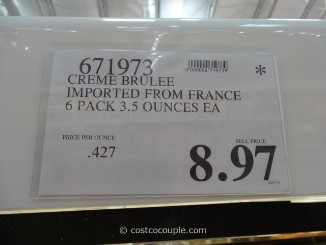 Rians Creme Brulee Costco