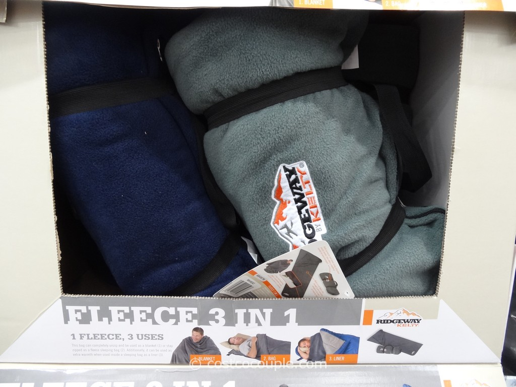 Ridgeway By Kelty 3-In-1 Fleece Costco 2