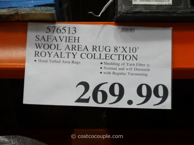 Safavieh Stratford Collection Wool Area Rug Costco 1