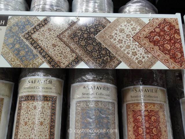 Safavieh Stratford Collection Wool Area Rug Costco 4