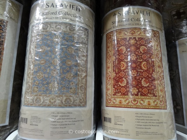 Safavieh Stratford Collection Wool Area Rug Costco 5