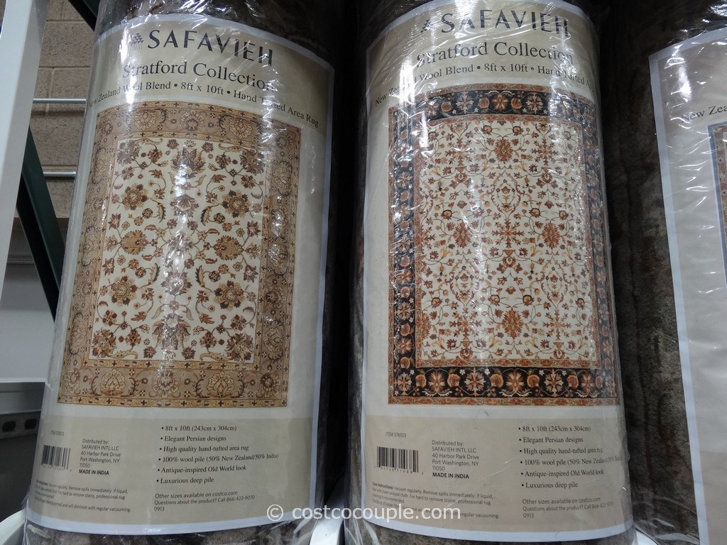 ... Safavieh Stratford Collection Wool Area Rug Costco 6 ...