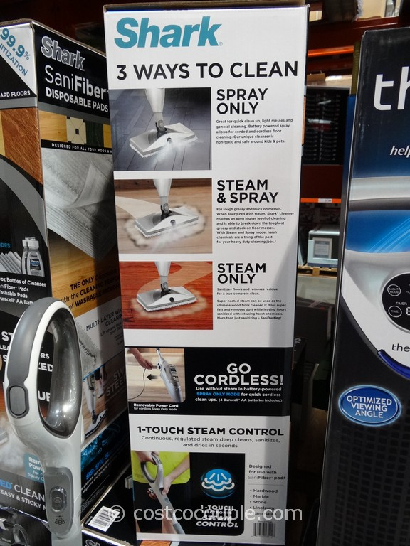 Shark Professional Steam And Spray Mop