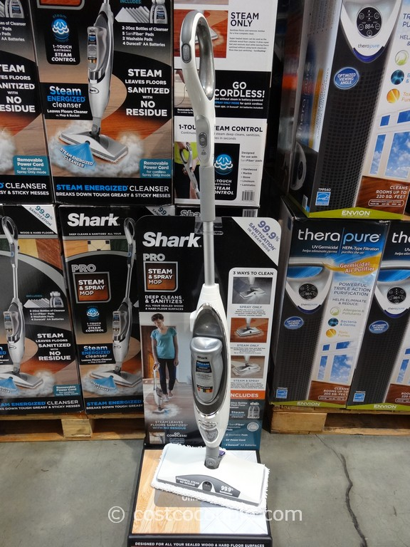 Shark Professional Steam and Spray Mop Costco 4