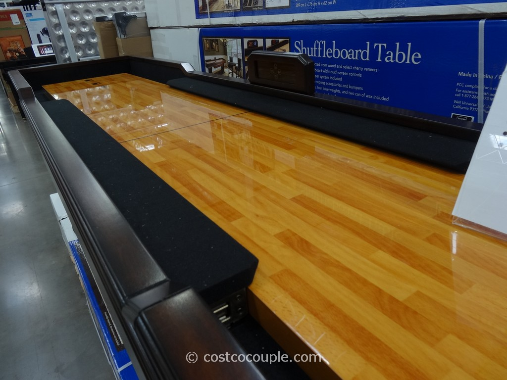 Shuffleboard Table Costco 3