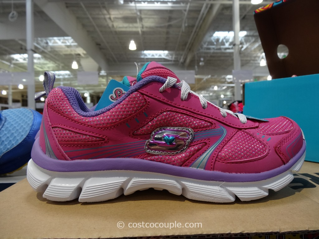 Skechers Girls Lite Dreamz Costco 2