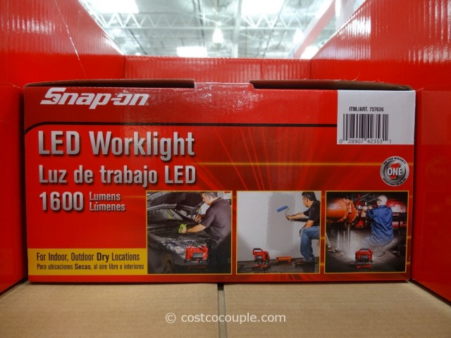 Snap-On LED Worklight Costco 3