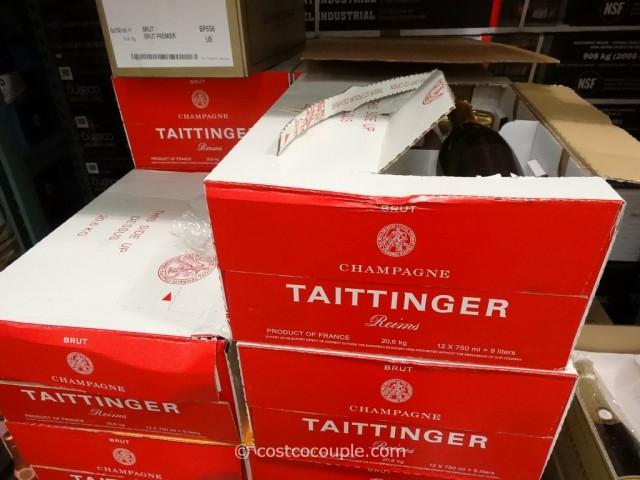 Taittinger Brut La Francaise Champagne Costco 4