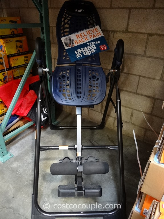 Teeter Hang Ups Inversion Table With Lumbar Bridge Costco 2