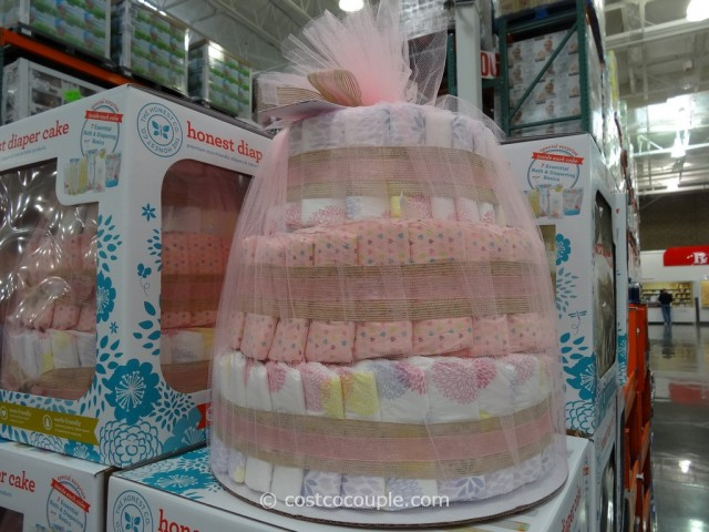has made it into costco it s the honest company diaper cake
