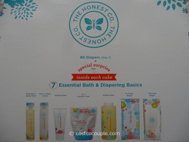 The Honest Company Diaper Cakes Costco 7