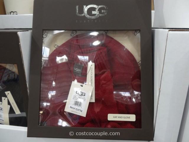 Ugg Glove and Hat Box Set Costco 1