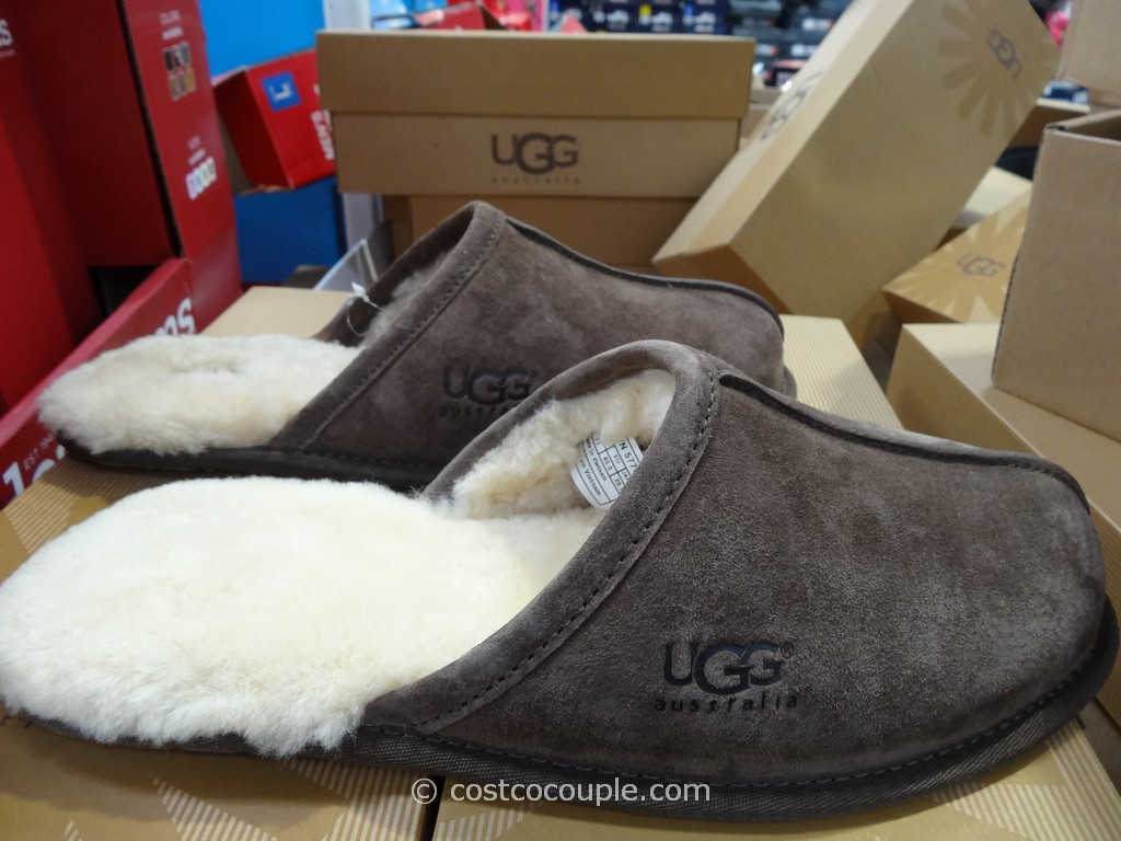 Ugg Mens Scuff Slipper Costco 3