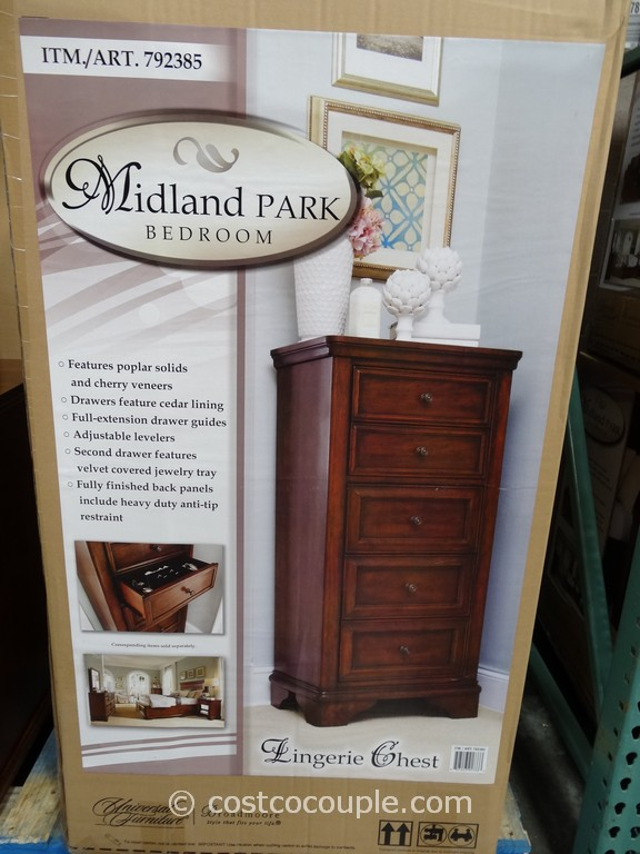 Universal Furniture Midland Park Lingerie Chest