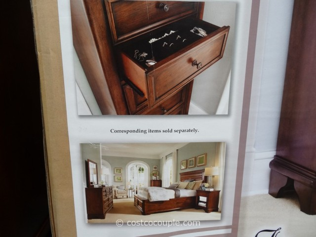 Universal Furniture Midland Park Lingerie Chest Costco 4