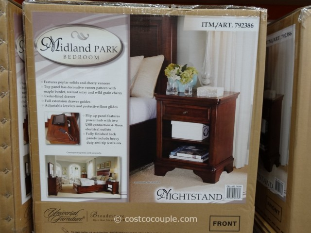 Universal Furniture Midland Park Nightstand Costco 1