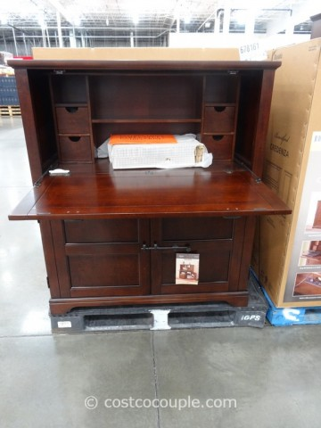 Bayside Furnishings Brantford Credenza Costco 4
