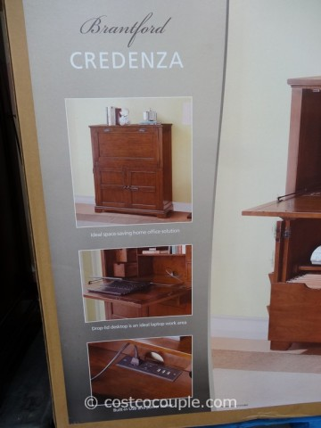 Bayside Furnishings Brantford Credenza Costco 6