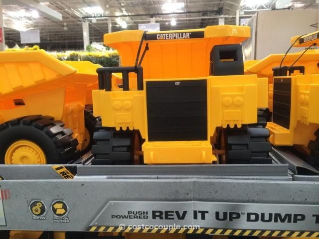 CAT Rev-Up Dump Truck Costco 2