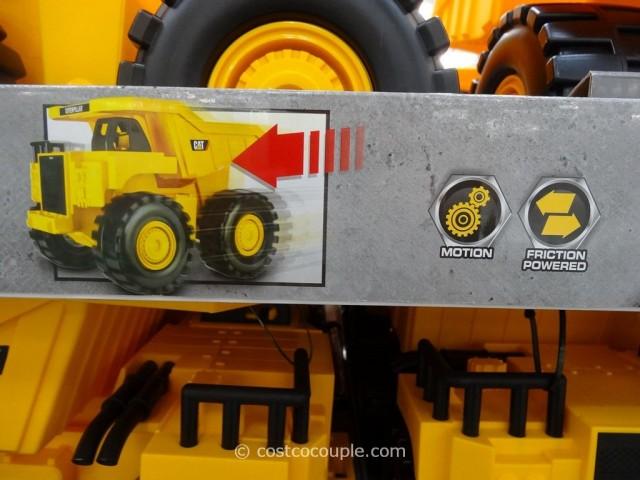 CAT Rev-Up Dump Truck Costco 7