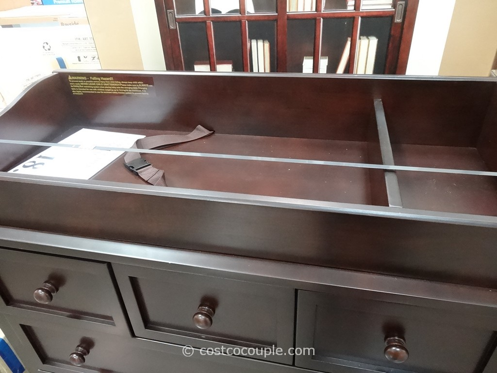 Cafe Kid Morgan Changing Table Dresser