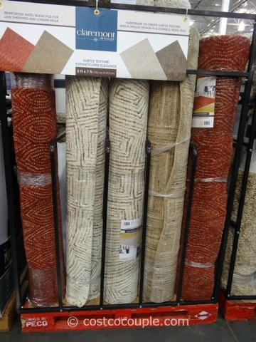 Claremont Hand Tufted Wool Rug Costco 2