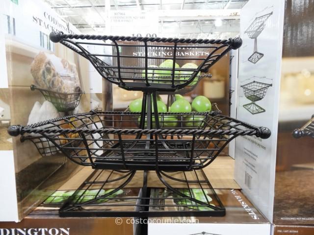 Coddington Stacking Baskets Costco 2