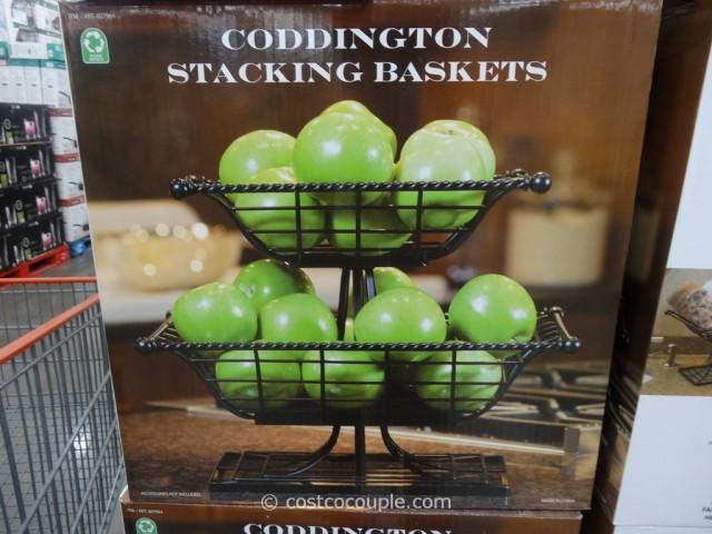 Coddington Stacking Baskets Costco 3