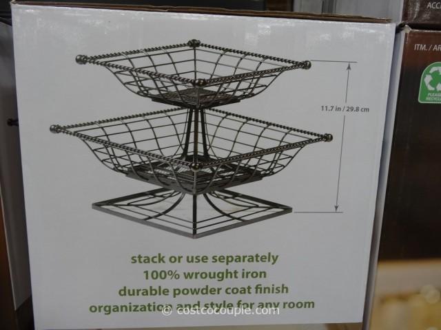 Coddington Stacking Baskets Costco 5